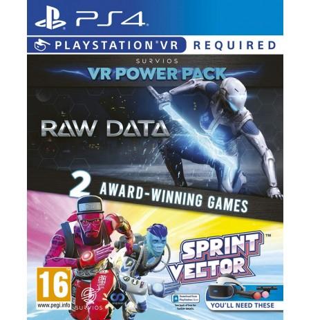 Raw Data/ Sprint Vector VR