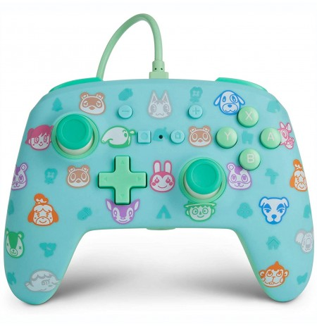 PowerA Animal Crossing New Horizon juhtmega mängupult Nintendo