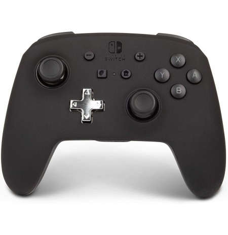 PowerA Enhanced must juhtmevaba mängupult Nintendo Switchile