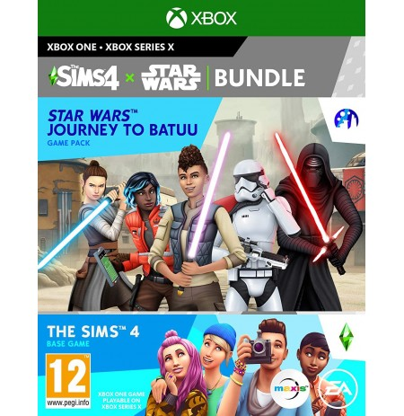 Sims 4 Star Wars: Journey to Batuu