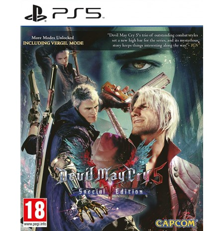 Devil May Cry V Special Edition