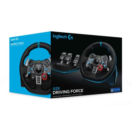 Logitech G29 DRIVING FORCE rool (PS3/PS4/PC)