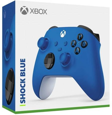 Xboxi seeria juhtmevaba mängupult (Shock Blue)