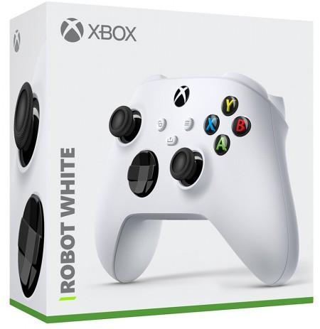Xboxi seeria juhtmevaba mängupult (Robot White)