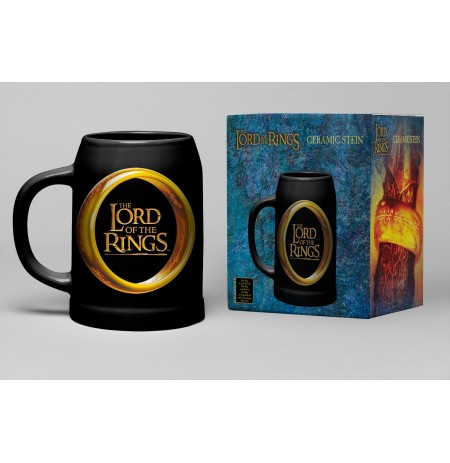 LORD OF THE RINGS One Ring kruus 600ml