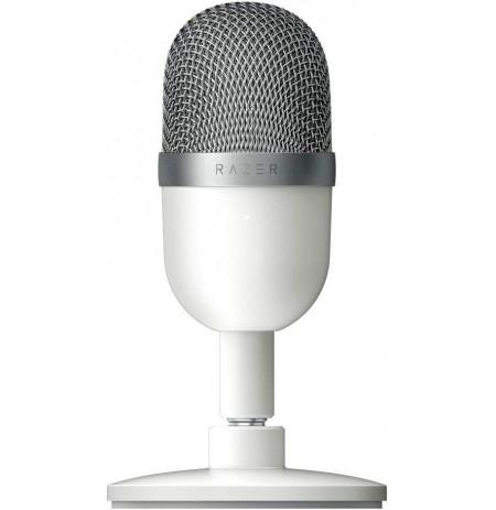 RAZER Seiren Mini kondensaator mikrofon (Mercury White)