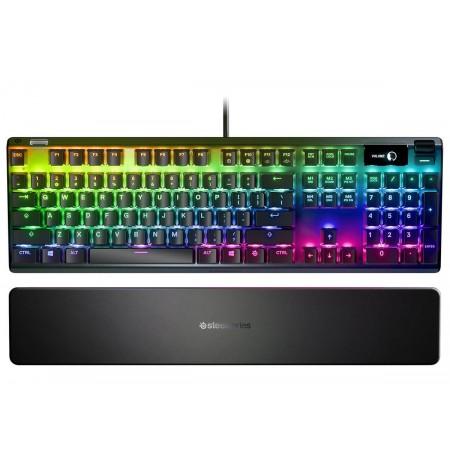 Steelseries Apex 7 mehaaniline RGB klaviatuur (US) (Brown