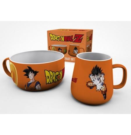 DRAGON BALL Z Goku hommikusöögi tasside komplekt