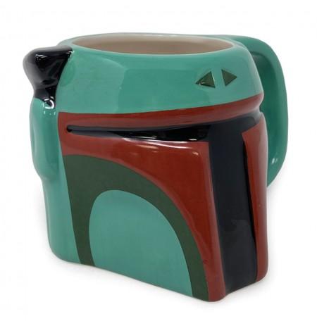 Star Wars Boba Fett 3D tass 385ml