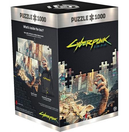 Cyberpunk 2077 : Hand pusle