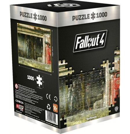 Fallout 4 Garage pusle