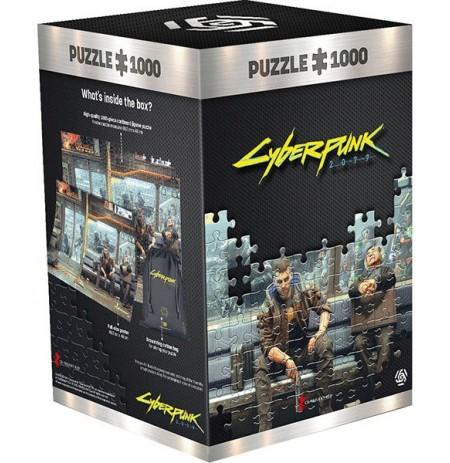 Cyberpunk 2077: Metro pusle