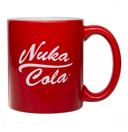 Fallout Nuka Cola Red tass