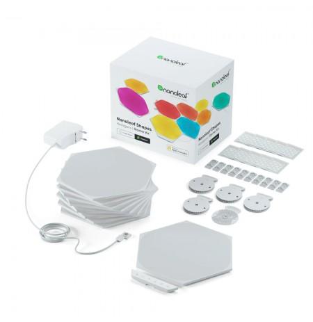 Nanoleaf Shapes Hexagons Starter Kit (9 valgustit)