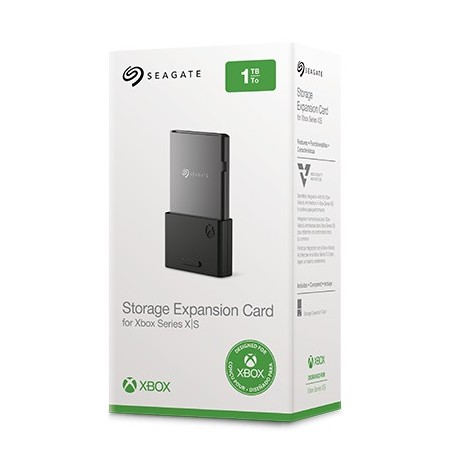 SSD diskas Seagate 1 TBXbox Series X S jaoks