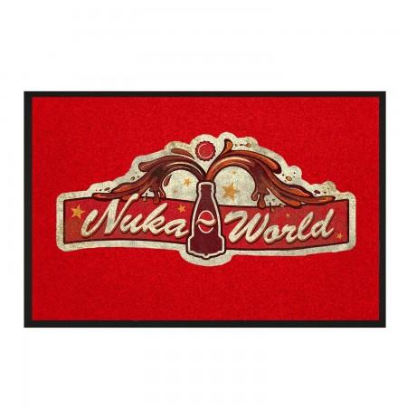 "FALLOUT ""NUKA WORLD"" uksematt | 80x50cm"