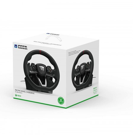 HORI RWO Overdrive rool Licensed by Microsoft| Xbox series X|S