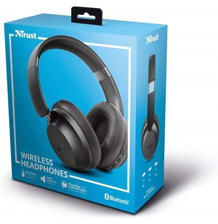 TRUST Eaze Bluetooth Wireless Over-ear Headphones