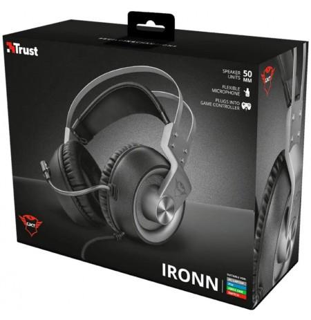 TRUST GXT 430 Ironn juhtmega kõrvaklapid l PS4/PS5, Xbox One/S