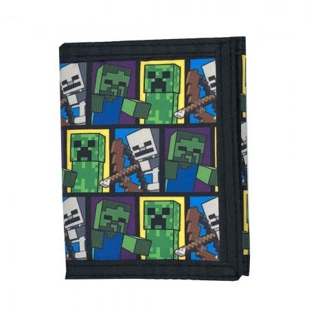 Minecraft Character Kids wallet