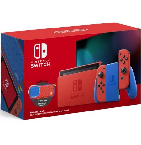 Nintendo Switch Mario Red & Blue Edition konsool v1.1(V2)