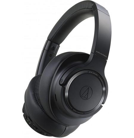 Audio Technica ATH-SR50BT juhtmevabad kõrvaklapid (Black) | Bluetooth
