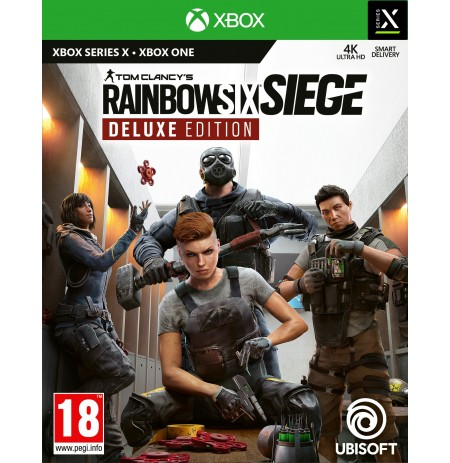 Tom Clancy's Rainbow Six Siege Deluxe Edition Year 6