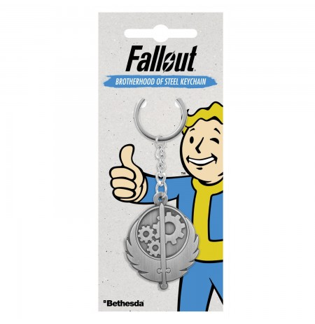 """Fallout """"Brotherhood of Steel"""" võtmehoidja"""