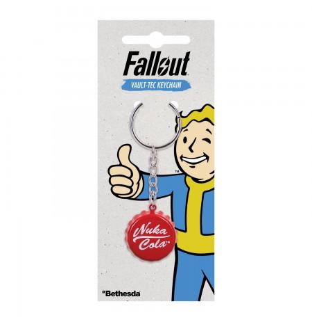 """Fallout """"NUKA COLA Bottlecap"""" võtmehoidja"""