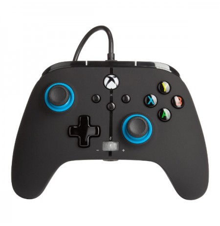 PowerA Xbox Series X|S juhtmega mängupult (Blue Hint)