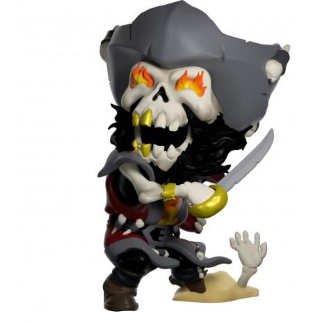 "Sea of Thieves ""Captain Flameheart"" figure"
