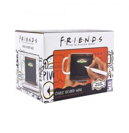 "FRIENDS ""Central Perk"" Chalkboard mug"