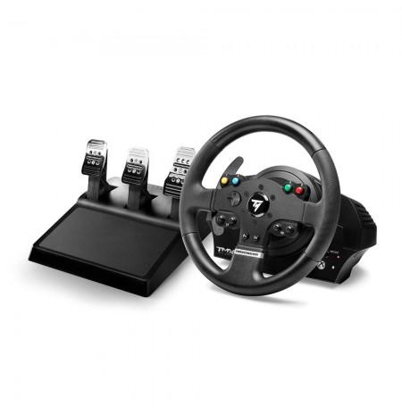 Thrustmaster Force Feedback TMX Pro rool + T3PA pedaalid | XONE, XSX, arvuti