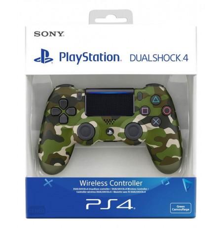 Sony PlayStation DualShock 4 V2 mängupult - Green Camo