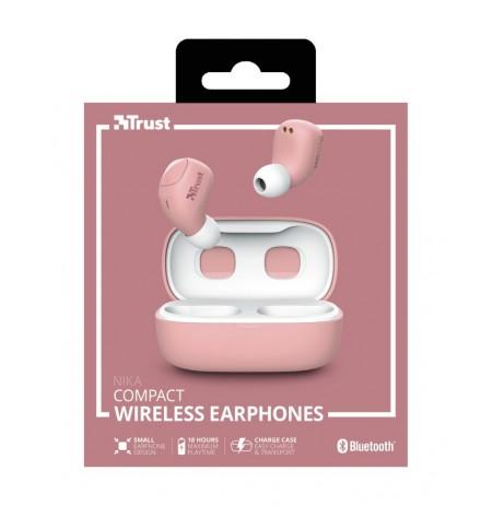 TRUST Nika Pink juhtmevabad kõrvaklapid (Bluetooth)