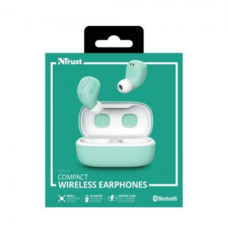 TRUST Nika Mint juhtmevabad kõrvaklapid (Bluetooth)