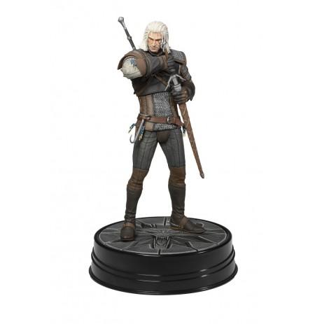 Dark Horse The Witcher 3: Heart of Stone Geralt Deluxe kuju | 24 cm
