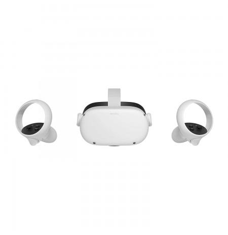 Virtuaalse reaalsuse prillid Oculus Quest 2 All-in-one VR – 64GB (kasutatud)