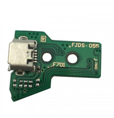 Dualshock 4 mängupuldi laadimispesa JDS-055 (12 pin)