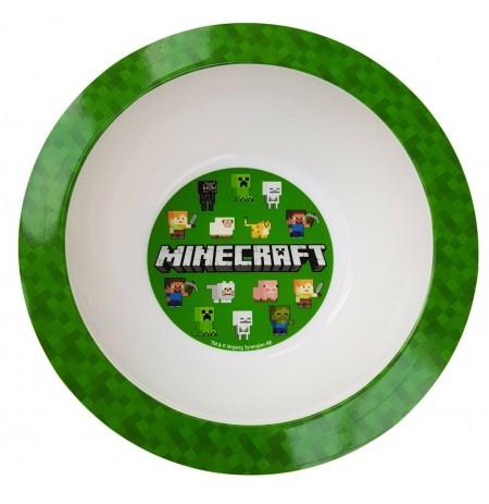 Minecraft Plastic Bowl