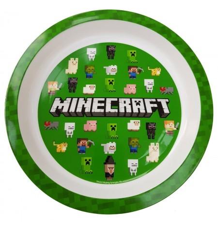 Minecraft Plastplaat