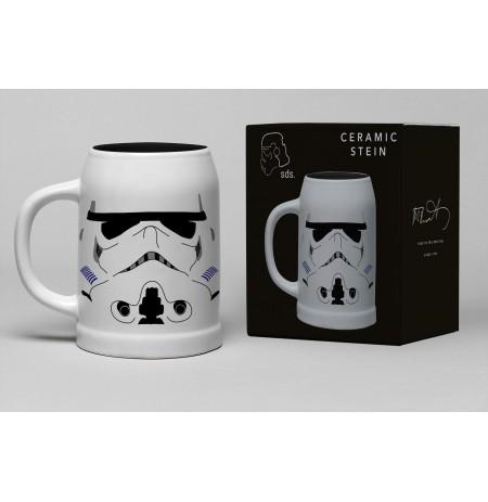Star Wars Stormtrooper Beer Jug (600ml)