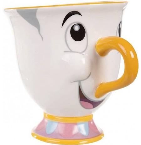 Disney Beauty And The Beast Chip Mug (200ml)