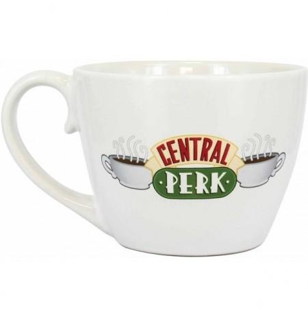Friends Central Perk Cappuccino Mug (300ml)