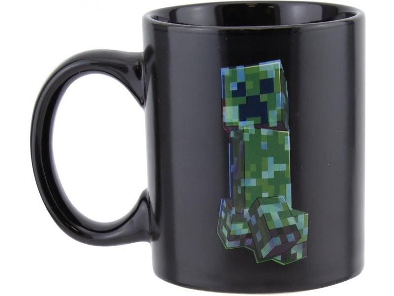 Minecraft: Creeper kuumusele reageeriv tass