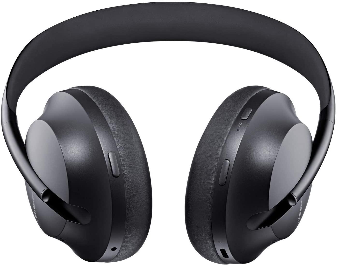 Bose 700 mürasummutavad juhtmeta kõrvaklapid (Bluetooth, must)