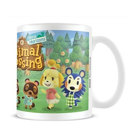 Nintendo - Animal Crossing Line Up tass