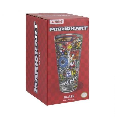 Nintendo - Mario Kart Glass (400ml)
