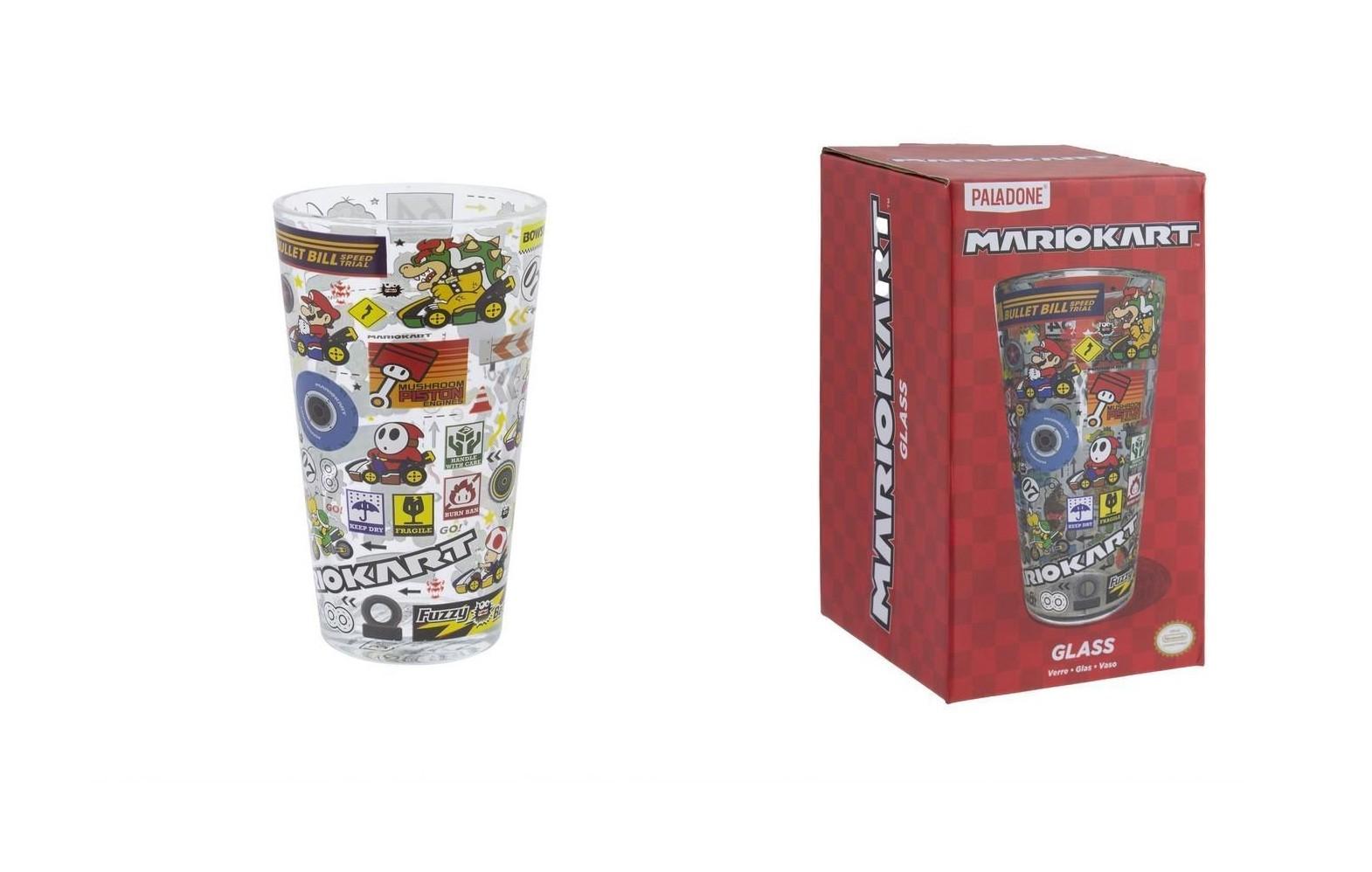 Nintendo - Mario Kart Klaas (400ml)