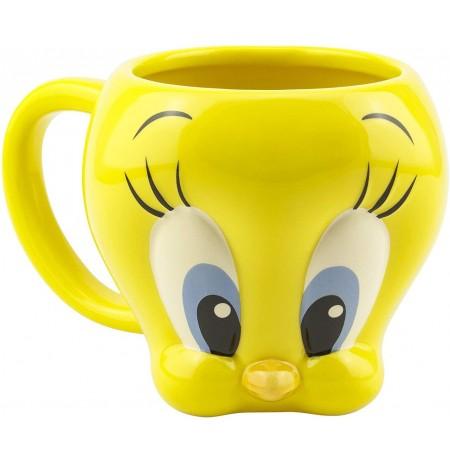 Looney Tunes - Tweety Shaped Mug (330ml)
